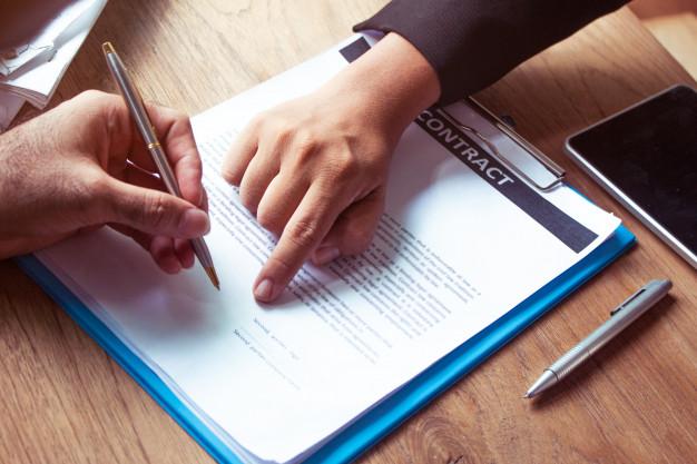firma de contrato de multipropiedad